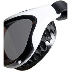 arena Bold Swipe Goggles smoke/white/black